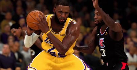 Jugadores enfurecen contra <em>NBA 2K21</em> por la presencia de comerciales