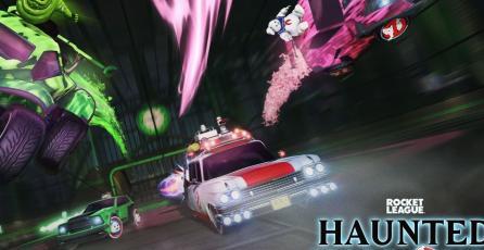 <em>Rocket League</em> tendrá un nuevo evento de Halloween con contenido de <em>Los Cazafantasmas</em>