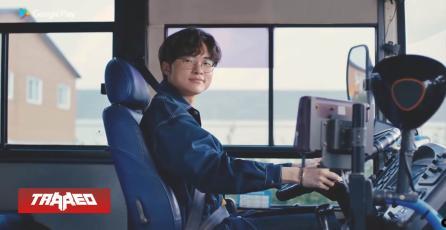 Faker aparece como conductor de bus en nuevo comercial de League of Legends Mobile
