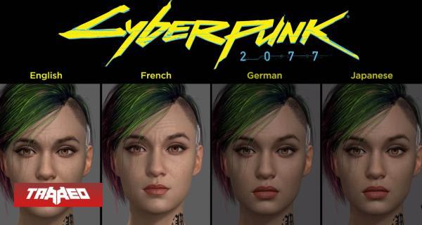 Perfeccionismo: Cyberpunk 2077 tendrá sincronización de labios real para cada doblaje