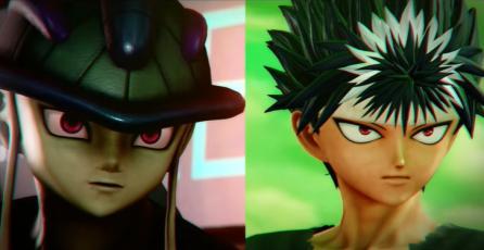 "JUMP FORCE - Tráiler DLC ""Meruem y Hiei"""