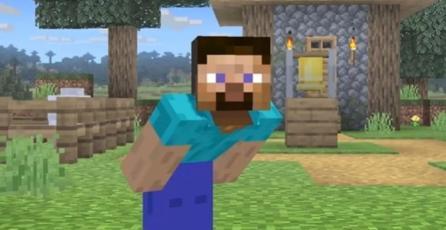 Nintendo elimina el pedazo de carne de Steve en <em>Smash Bros. Ultimate</em>