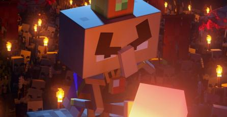 Nuevos personajes, armas y retos llegarán próximamente a <em>Minecraft Dungeons</em>