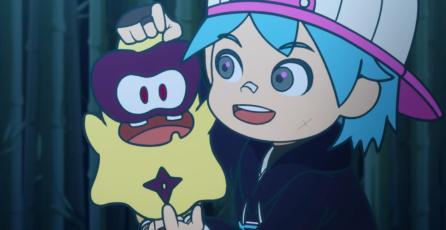Nuevo episodio de <em>Ninjala</em> revela más secretos ninja y al extraterrestre Gumchi