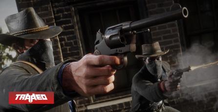Crackean Red Dead Redemption 2 a un año de su lanzamiento
