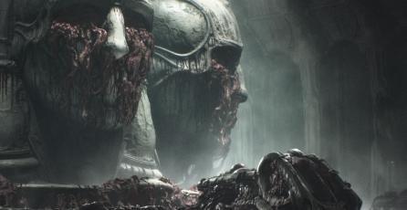 <em>Scorn</em> presenta su siniestro mundo en extenso gameplay en Xbox Series X