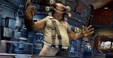 <em>Star Wars: Tales from the Galaxy's Edge</em> ya tiene fecha de estreno