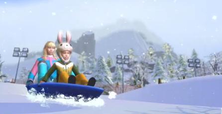 """The Sims 4 - Tráiler de Expansión """"Snowy Escape"""""""