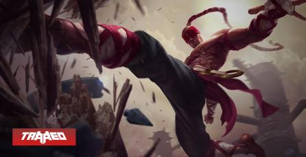Lee Sin nos muestra sus habilidades en nuevo gameplay de League of Legends Mobile