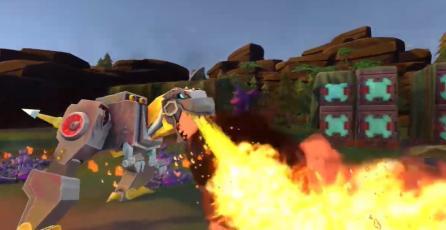 Transformers: Battlegrounds - Tráiler de Lanzamiento