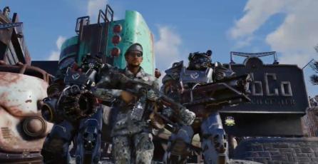 "Fallout 76 - Tráiler de Avance Steel Dawn ""Reclutamiento"""