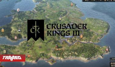 Crusader Kings III rompe récords para juegos de estrategia y vende 1.1M de copias en Septiembre