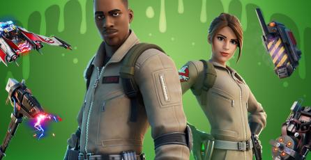 <em>Fortnite</em>: accesorios de <em>Los Cazafantasmas</em> llegaron al Battle Royale