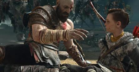 <em>God of War </em>correrá a 60 fps con el poder de PlayStation 5
