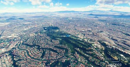 "Microsoft Flight Simulator - Vuelta alrededor del Mundo ""Norteamerica"""