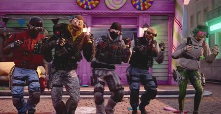 "Rainbow Six: Siege - Tráiler de Evento ""Sugar Fright"""