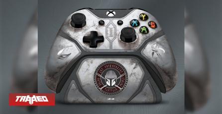 THIS IS THE WAY: Xbox venderá control edición de The Mandalorian
