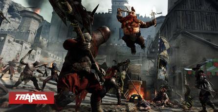 Warhammer: Vermintide 2 está gratis en Steam por una semana y tiene descuento del 75%