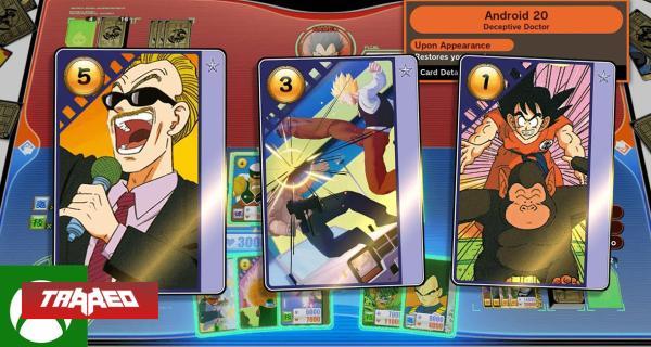 Dragon Ball Z: Kakarot tendrá un nuevo modo de juego de cartas y gratis