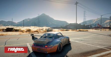 Nuevo mod de Ray Tracing da vida nueva a GTA V y luce mejor que nunca