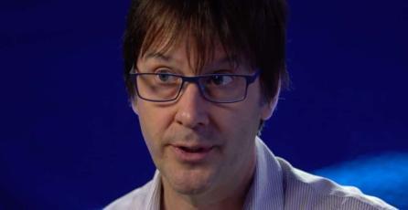 El ingeniero de Sony Mark Cerny demuestra que es más hábil que muchos jugadores