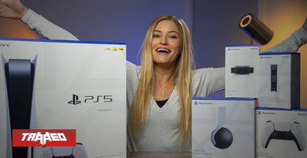 Se liberan los unboxing de la nueva PlayStation 5