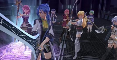 Trails of Cold Steel IV - Tráiler de Lanzamiento   PS4