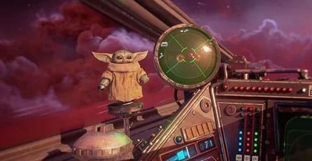 <em>Star Wars: Squadrons</em> recibirá a Baby Yoda y más contenido de <em>The Mandalorian</em>