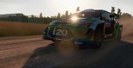 """WRC 9 - Tráiler de Actualización """"Blind Jumps"""""""