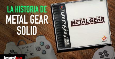 La historia detrás de: <em>Metal Gear Solid</em>