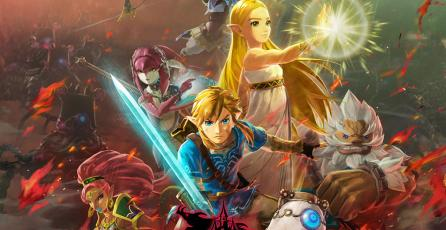¡Ya puedes jugar un demo de <em>Hyrule Warriors: Age of Calamity</em> en Switch!