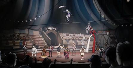 The Amazing American Circus - Tráiler de Anuncio
