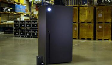 ¿Quieres un refrigerador de Xbox Series X? Xbox regalará uno y puede ser tuyo