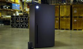 Microsoft podría lanzar minirefrigeradores de Xbox Series X