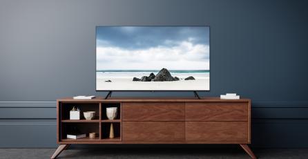 Dynamic Crystal Display es lo nuevo de las TV de gama media