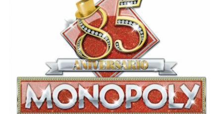 Conoce la nueva edición del 85 cumpleaños de Monopoly