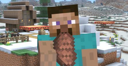 Sakurai quería que los fans pudieran importar sus niveles de <em>Minecraft</em> a <em>Smash Bros.</em>