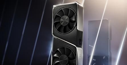 Nvidia RTX 3070 ya debutó y se agotó instantáneamente
