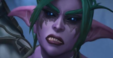 World of Warcraft: Shadowlands - Tráiler de Historia