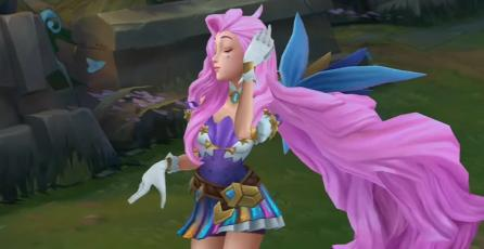 League of Legends - Jugabilidad de Seraphine