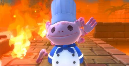 <em>Overcooked! All You Can Eat</em> debutará en PS5 y llegará después a Xbox Series X|S