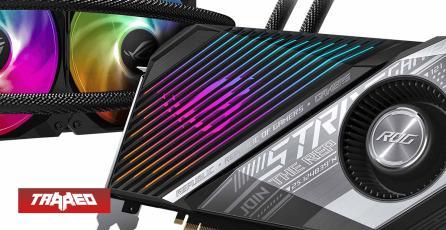ASUS anuncia las tarjetas gráficas ROG Strix y TUF Gaming AMD Radeon RX 6800 Series