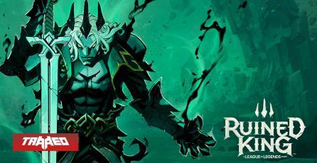 El Rey Arruinado podría ser el próximo campeón para League of Legends