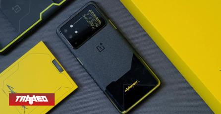 Cyberpunk 2077 ya tiene su propio smartphone oficial