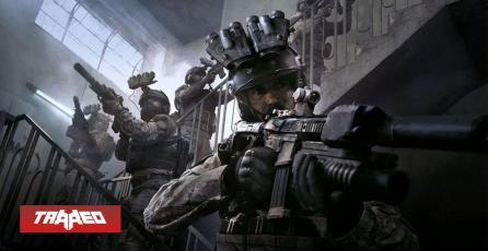 Call of Duty: Modern Warfare es el COD más vendido de toda la saga