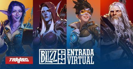 ¡BlizzCon cambia de nombre a BlizzConline y será gratis!