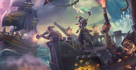 <em>Sea of Thieves</em> irá a 4K y hasta 60 cuadros por segundo en Xbox Series X