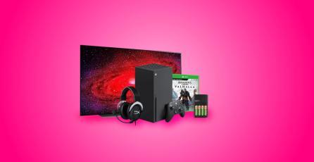 Liverpool tiene lo que necesitas para estrenar tu Xbox Series X