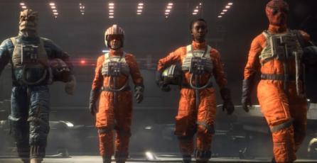 EA Motive corrige y afirma que no trabaja en nuevo juego de <em>Star Wars</em>
