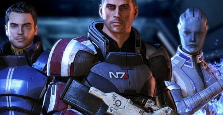 RUMOR: la trilogía remasterizada de <em>Mass Effect</em> se anunciará mañana